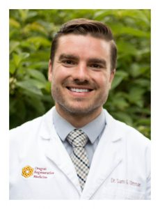 Dr Sam Oltman, Naturopath, Oregon Regenerative Medicine