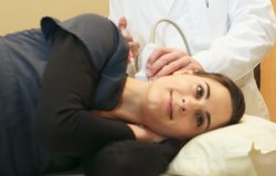 Cervical spine ultrasound-guided prolotherapy injection