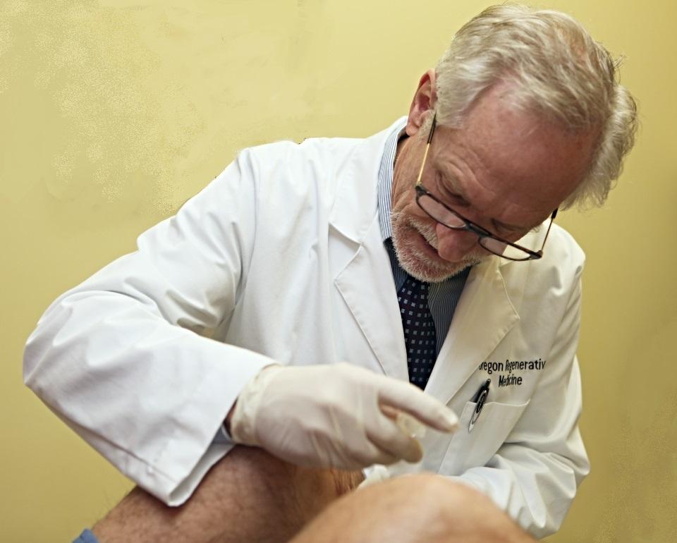 osteoarthritis helped by regenerative medicine, prolotherapy, knee osteoarthritis